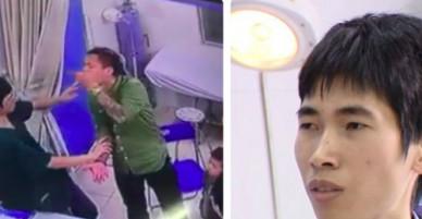 Bác sỹ bị hành hung ở BV Xanh Pôn ứa nước mắt: 'Mình nói không ai tin cả'