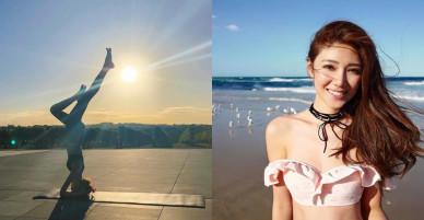 """""""Nữ thần yoga"""" Hồng Kông tiết lộ quy tắc vàng để đẹp như gái 18"""