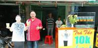 Minh Béo khai trương quán trà tắc, phản ứng của cư dân mạng thế nào?