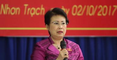 Phó bí thư Đồng Nai vượt quyền, ưu ái cho công ty của chồng