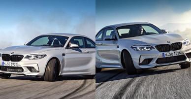 BMW M2 Competition: 410 mã lực trong một thân hình nhỏ bé