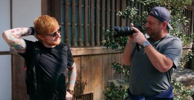 Chuyện làm bảo vệ của người nổi tiếng: Hiếm ai như Ed Sheeran, thuê ngay phải bảo vệ nghiện đem cả hai ra bông đùa