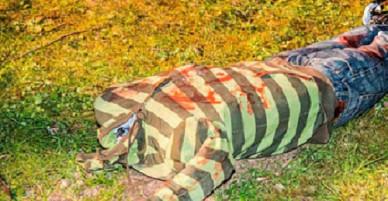 """Đức: Cảnh sát huy động lực lượng hùng hậu vì """"xác chết không đầu"""" dỏm"""