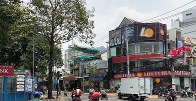 Cảnh sát bắt tại trận nhóm dàn cảnh trộm tiền trên đường phố