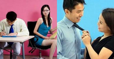 Quấy rối nơi làm việc: Đừng đổ hết tội cho đàn ông