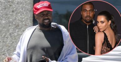 Kanye West bị nghi rối loạn tâm thần, Kim lên tiếng bảo vệ