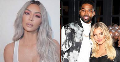 Kim chửi thề khi nói về scandal ngoại tình của bạn trai Khloe Kardashian