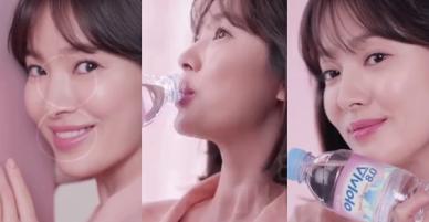 Clip đạt 800 nghìn view sau vài tiếng của Song Hye Kyo: Minh chứng vẻ đẹp hơn người