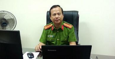 Phó cục trưởng C50 chết trong phòng làm việc