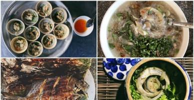 Phú Yên - thiên đường món ăn bình dân