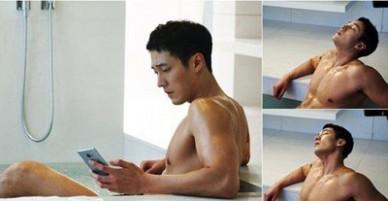 Bỏng mắt với những cảnh tắm ướt át, quyến rũ của loạt sao nam Hàn trên màn ảnh