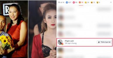 Phản ứng của Phạm Lịch trước chia sẻ vợ Phạm Anh Khoa lên tiếng bảo vệ chồng