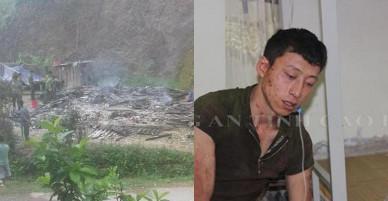 Nghi phạm sát hại 4 người ở Cao Bằng còn định giết nốt hai con của nạn nhân