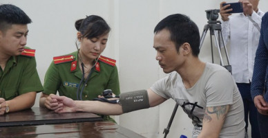 Xét xử 2 tử tù trốn khỏi phòng biệt giam: Thọ sứt bất ngờ được đo huyết áp tại tòa