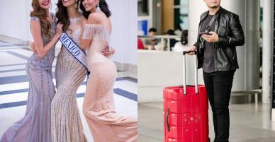 Tân hoa hậu Mexico chi 3.500 USD mua váy của nhà thiết kế Đức Vincie