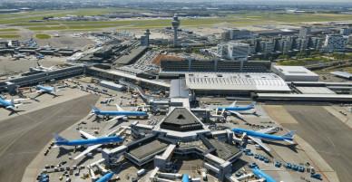 Những cái nhất của các sân bay trên thế giới.