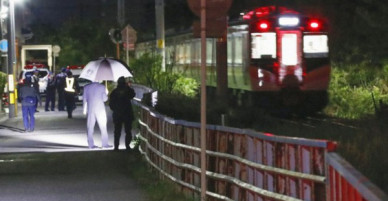 Nhật Bản: Phát hiện thi thể bé gái 7 tuổi bị tàu đâm, cảnh sát tình nghi là một vụ giết người