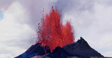 10 ngọn núi lửa đẹp nhất thế giới.
