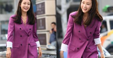 Lần đầu xuất hiện chính thức sau cưới, đại mỹ nhân Choi Ji Woo như bà hoàng tại sự kiện