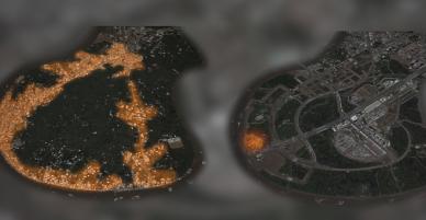 Khu dân cư Thủ Thiêm biến mất như thế nào từ 1996 đến nay? - VnExpress