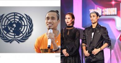 Quỹ Dân số Liên Hợp Quốc gỡ ảnh Phạm Anh Khoa làm đại sứ chiến dịch chống bạo lực với phụ nữ, trẻ em
