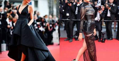 Irina Shayk 7 năm trên thảm đỏ Cannes: Tuyệt đỉnh gợi cảm