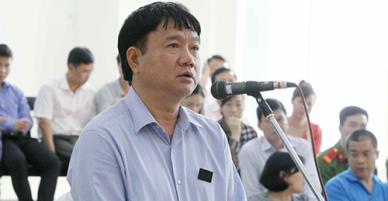VKS đề nghị áp dụng tình tiết giảm nhẹ cho ông Đinh La Thăng