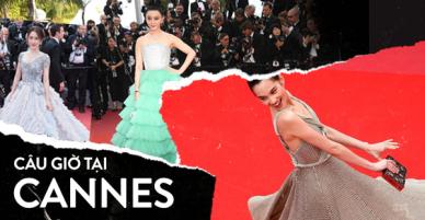 Chiêu trò câu giờ tại Cannes: Người đẹp hạng A lẫn mỹ nhân vô danh đang vứt thể diện trên đấu trường quốc tế?