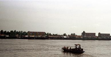 Đất Thủ Thiêm của Sài Gòn xưa