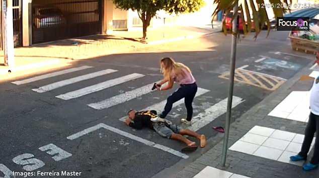 cướp, tin8, San Paulo, bắn súng, người mẹ, ngày của mẹ