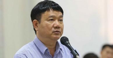 Chiều nay tòa tuyên án phúc thẩm với ông Đinh La Thăng
