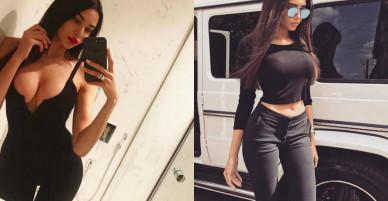 Anastasia Reshetova – Hoa hậu Nga cuồng bóng đá