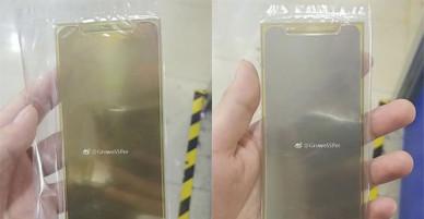 Màn hình iPhone SE 2 lộ trong nhà máy