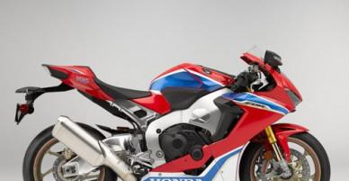 Honda CBR1000RR 2019 sẽ trang bị động cơ V4?