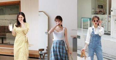 Sợ béo bụng thì cứ chọn 5 kiểu trang phục này