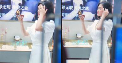 """Song Hye Kyo tại sự kiện hôm nay: Chưa cần ảnh HD """"căng đét"""" đã đẹp khó tin đến nhường này"""