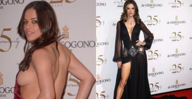 Dàn mỹ nhân cùng khoe body bốc lửa tại Cannes, đả nữ Fast & Furious suýt lộ cả vòng 1 trên thảm đỏ