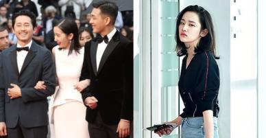Bức ảnh bị công chúng Hàn ném đá nhiều nhất tại Cannes: Bộ 3 dính bê bối thái độ nhưng cười tươi như không