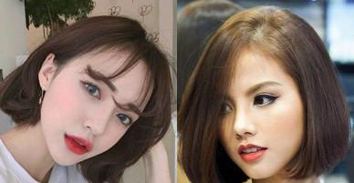 3 kiểu tóc ngắn 'thần thánh' giúp khuôn mặt tròn hóa thon gọn ngay sau khi cắt