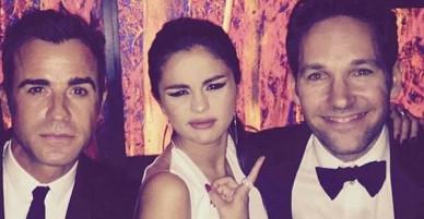 Selena Gomez vượt mức tình bạn với một chàng Justin nhưng đó không phải là Justin Bieber?