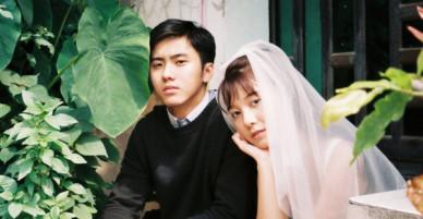 30 phút mượn vườn nhà bác hàng xóm, 9X Việt cho ra bộ ảnh cưới chất như film Hong Kong