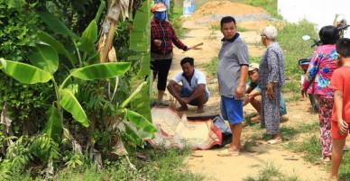Tìm thấy 3 thi thể trong 1 gia đình trong vụ chìm sà lan trên sông Đồng Nai