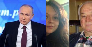 Ông Putin: Nếu trúng chất độc thần kinh, cựu điệp viên Nga sẽ chết ngay tại chỗ