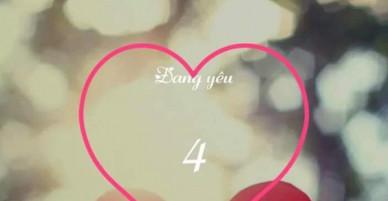 Khi bạn mới yêu được 4 ngày nhưng vì học quá giỏi Văn khiến người khác cứ tưởng đã yêu được 4 năm