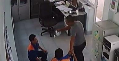 Khách hàng bị khởi tố vì tấn công hai nhân viên bán xăng