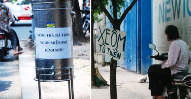 Ngoài đội 'Hiệp sĩ' đường phố, Sài Gòn còn nhiều điều giản dị mà ấm lòng lắm…