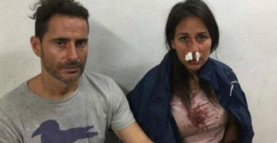 Nữ du khách suýt bị cưỡng hiếp khi khảo sát nơi cưới cùng chồng
