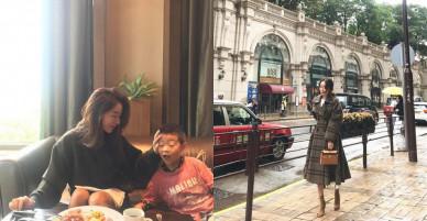 Hot mom Hàn Quốc tiết lộ bí quyết 43 tuổi vẫn trẻ trung như gái đôi mươi