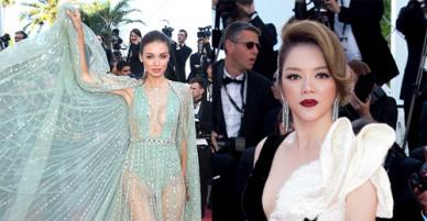 Lý Nhã Kỳ dự bế mạc LHP Cannes bên dàn mỹ nhân quốc tế