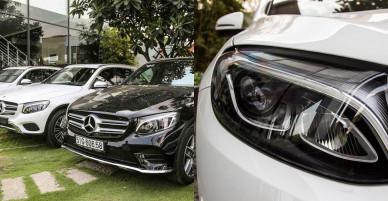 Mercedes-Benz GLC 200 đã chốt giá bán 1,684 tỷ đồng